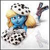 2011-07-12 Smurfette for Harper's Bazaar News